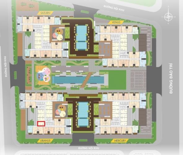 mặt bằng căn hộ q7 saigon riverside Căn hộ Q7 Saigon Riverside nội thất cơ bản, thiết kế hiện đại.
