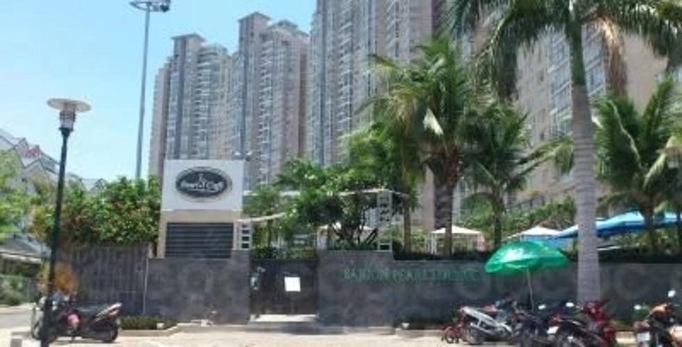 Saigon Pearl, Bình Thạnh Căn hộ Saigon Pearl tầng 9 hướng Tây, view thành phố thoáng mát.