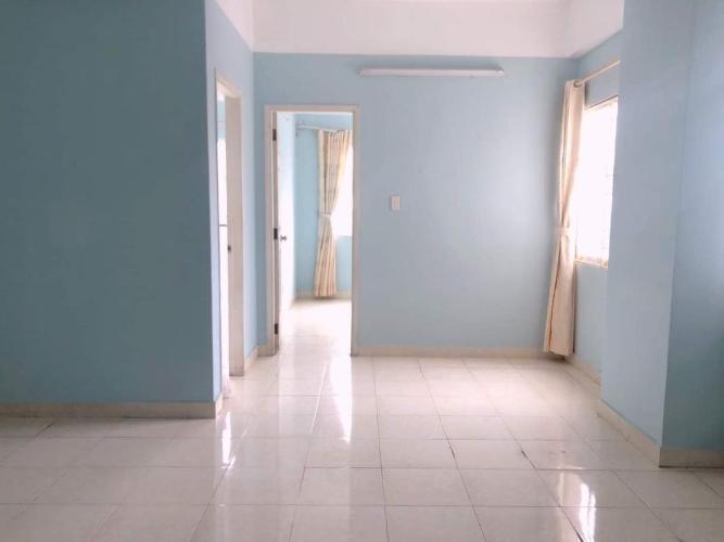 Căn hộ chung cư Tân Thịnh Lợi 2 phòng ngủ nội thất cơ bản.