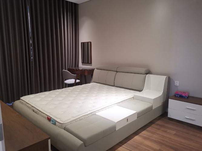 Phòng ngủ căn hộ Đảo Kim Cương Căn hộ Đảo Kim Cương tháp Hawaii 3 phòng ngủ view nội khu.
