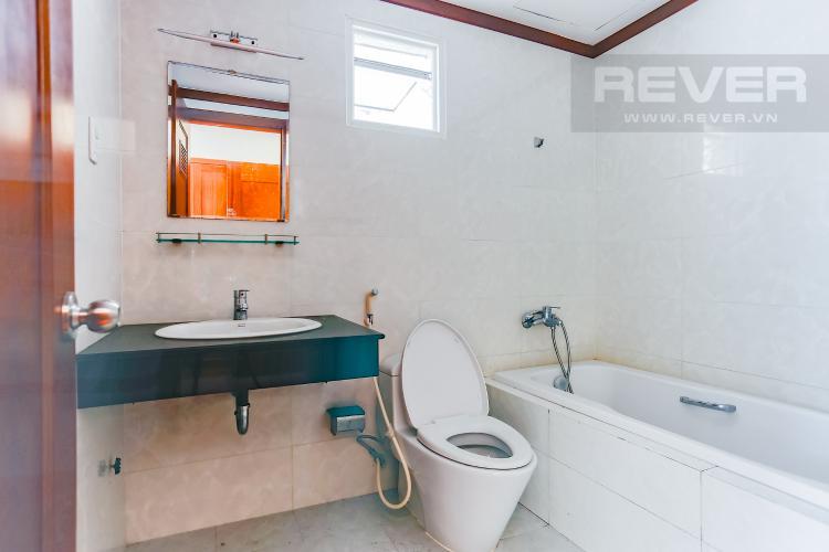 Phòng Tắm 1 Căn hộ Hoàng Anh Thanh Bình 3 phòng ngủ tầng cao tháp B view toàn cảnh