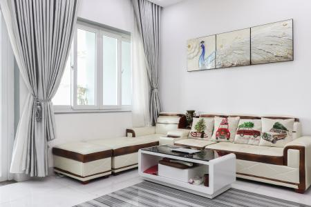 Bán hoặc cho thuê nhà phố 2 tầng, khu biệt thự compound Mega Village Quận 9, diện tích đất 75m2, đầy đủ nội thất