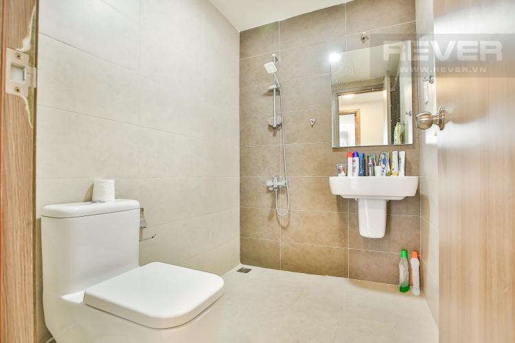Toilet 1 Căn hộ Lexington Residence trung tầng LD thiết kế đẹp, view hồ bơi