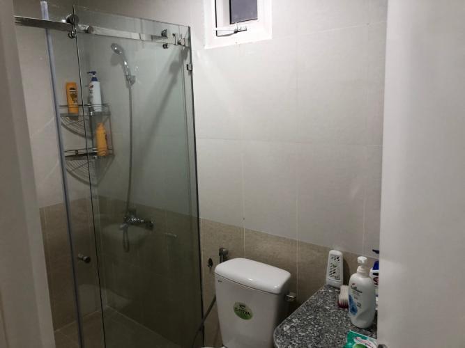 phòng vệ sinh căn hộ city gate Căn hộ City Gate tầng cao, bàn giao nội thất đầy đủ.
