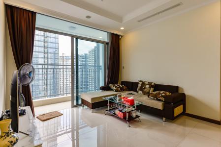 Bán căn hộ Vinhomes Central Park tầng cao, 4PN, đầy đủ nội thất, view đẹp