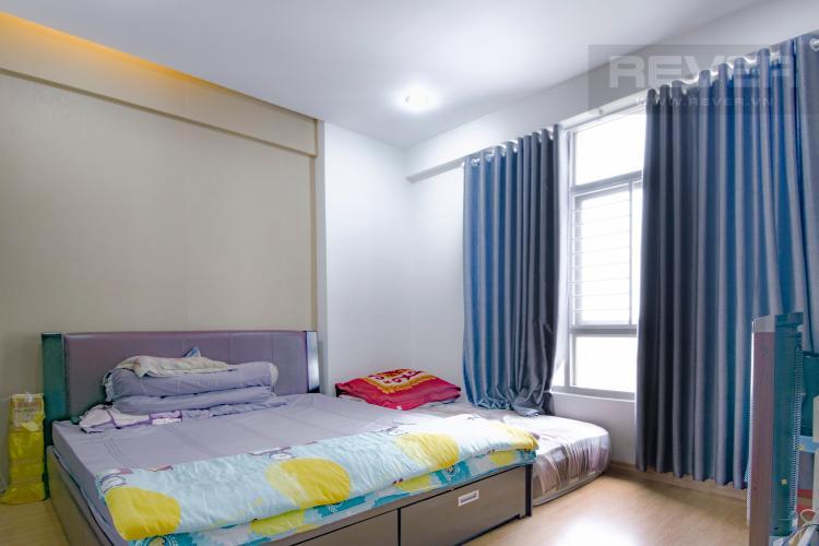 Phòng Ngủ 3 Căn hộ The ParcSpring 3 phòng ngủ tầng thấp block C full nội thất