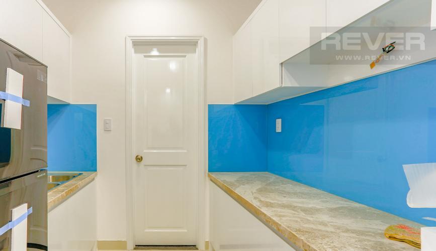 Phòng Bếp Căn hộ Florita 3 phòng ngủ tầng thấp view hồ bơi