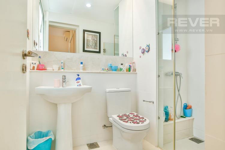 Toilet 1 Căn hộ The Estella Residence 3 phòng ngủ, tầng cao T1, nội thất đầy đủ