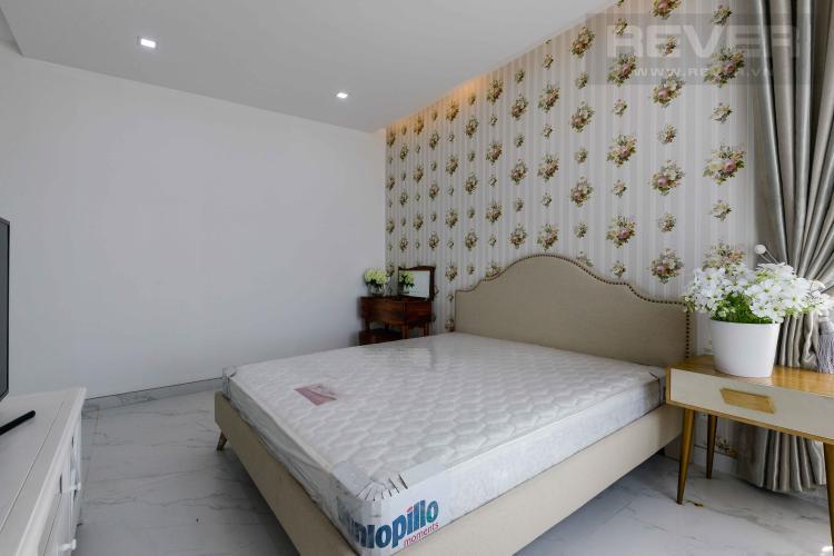 Phòng Ngủ 2 Căn hộ Vista Verde tầng cao 3 phòng ngủ, nội thất đầy đủ