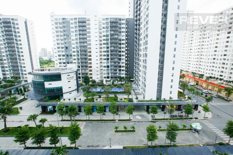 View Căn hộ New City Thủ Thiêm tầng trung 3PN, không gian rộng rãi