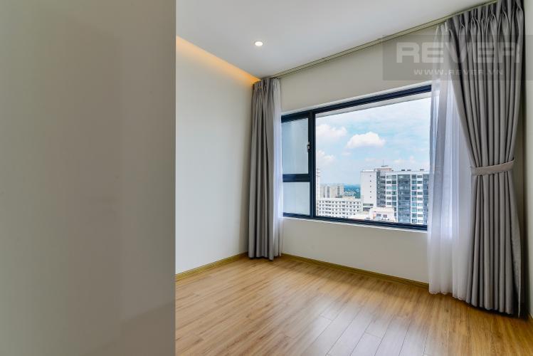 Phòng Ngủ 2 Cho thuê căn hộ New City Thủ Thiêm tầng cao, 3PN đầy đủ nội thất, view sông