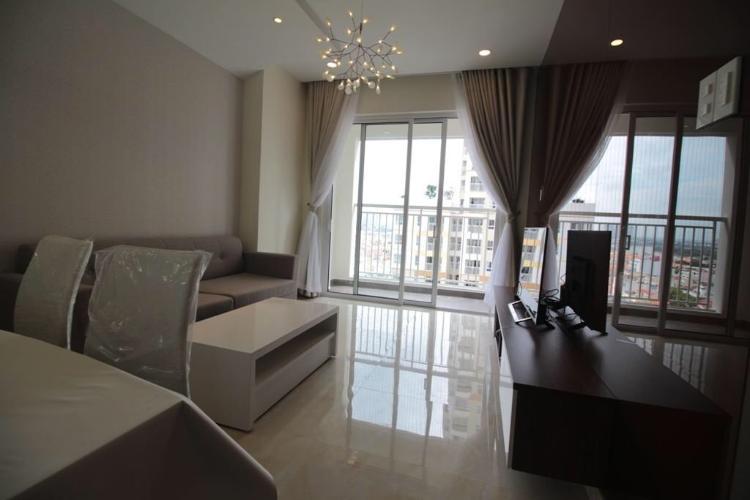 Bán căn hộ Tropic Garden 2 phòng ngủ, nội thất đầy đủ, dọn ở ngay.
