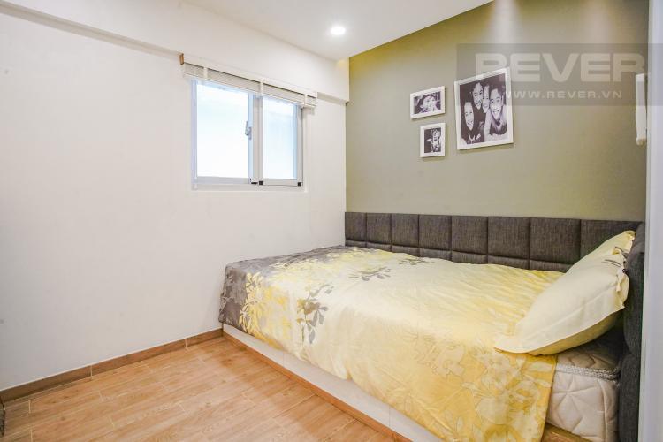 Phòng Ngủ 2 Bán căn hộ Happy Valley 3PN, tầng thấp, đầy đủ nội thất, view trực diện sông