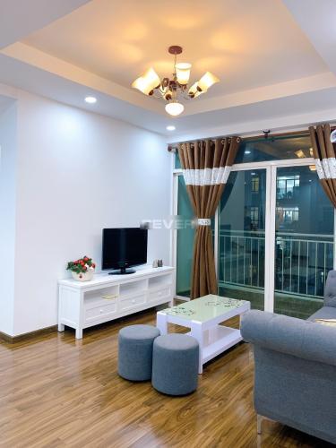Căn hộ New Sài Gòn tầng cao hướng Đông Nam, view nội khu yên tĩnh.