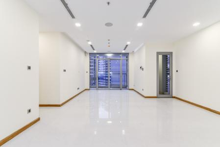 Căn hộ Vinhomes Central Park 4 phòng ngủ tầng cao P6 view nội khu