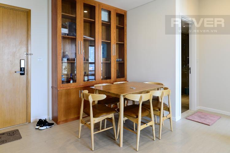 Phòng Ăn Bán căn hộ Diamond Island - Đảo Kim Cương 2PN, tháp Canary, đầy đủ nội thất, view sông thoáng mát