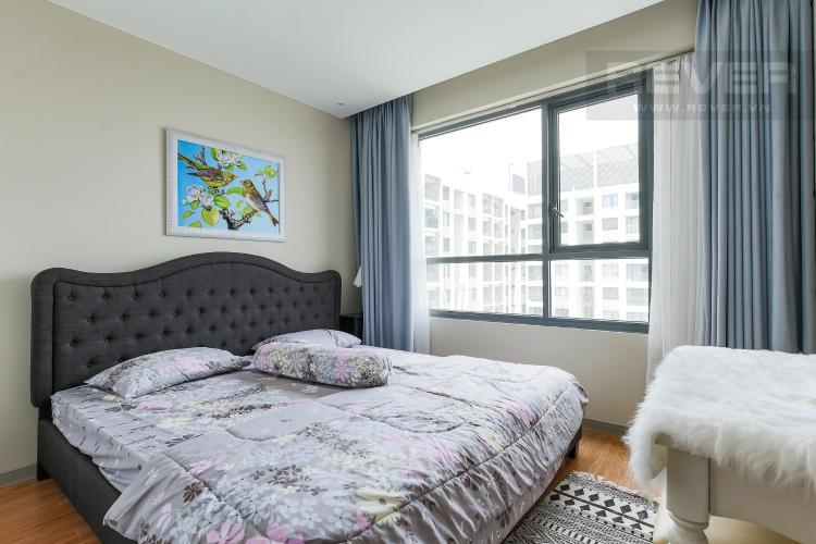 Phòng Ngủ 1 Căn hộ The Gold View 2 phòng ngủ tầng cao A3 hướng Tây Nam
