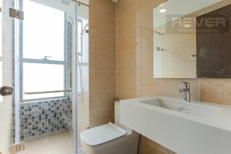 Phòng Tắm 1 Căn góc The Tresor 2 phòng ngủ tầng thấp TS1 không có nội thất