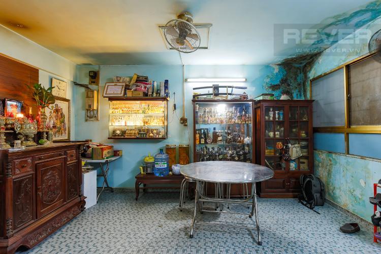 Phòng Ăn Căn hộ chung cư đường Calmette Quận 1 đầy đủ nội thất