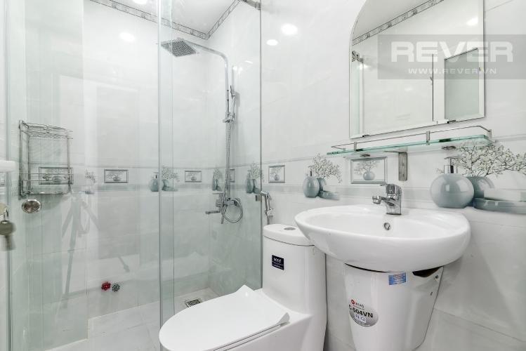 Phòng Tắm 2 Bán nhà phố 2 tầng, 4PN, đường nội bộ Bùi Quang Là, nằm trong khu vực an ninh, yên tĩnh