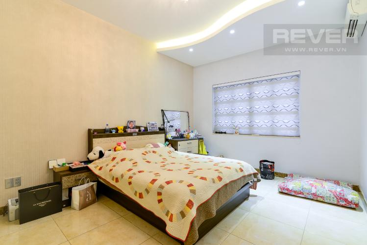 Phòng Ngủ 2 Cho thuê biệt thự Khu dân cư An Phú, hướng Đông Nam, thiết kế sang trọng, đầy đủ nội thất