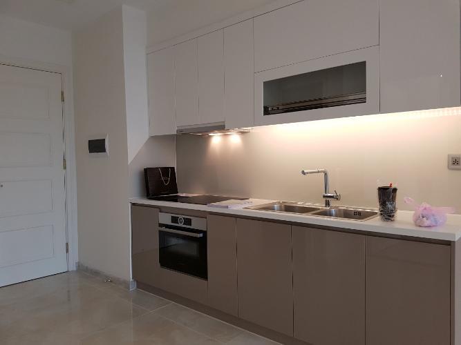 Phòng bếp , Căn hộ vinhomes Golden River , Quận 1 Căn hộ Vinhomes Golden River tầng 2 view thoáng mát, nội thất cơ bản.