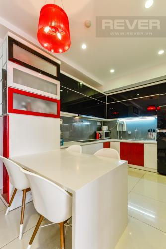 Bàn ăn Căn hộ Chung cư SGC 2 phòng ngủ, đầy đủ nội thất