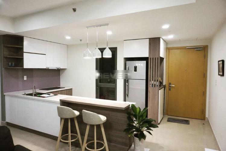 Phòng bếp căn hộ Masteri Thảo Điền Căn hộ Masteri Thảo Điền đầy đủ tiện nghi, view thành phố cực thoáng.