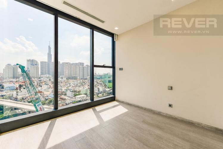 Phòng Ngủ 1 Officetel Vinhomes Golden River 2 phòng ngủ tầng trung A4 hướng Đông Bắc