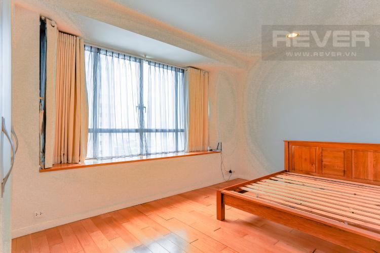 Phòng Ngủ 1 Căn hộ Sunrise City tầng thấp tháp V6 khu South, 2 phòng ngủ, nội thất cơ bản.