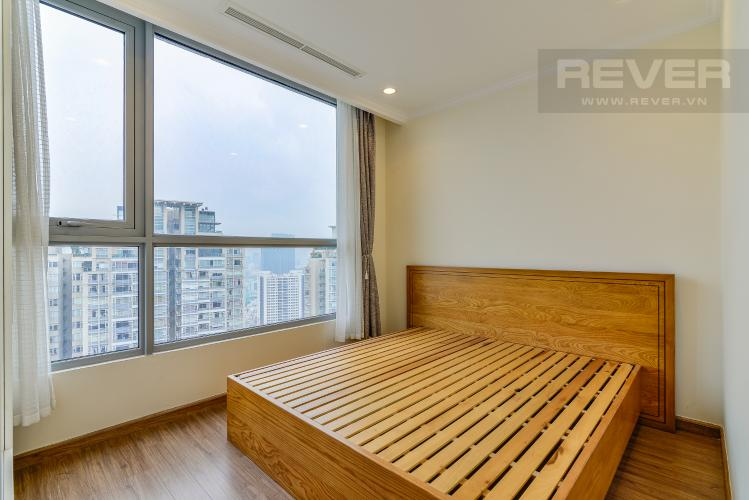 Phòng Ngủ 2 Căn hộ Vinhomes Central Park 4 phòng ngủ tầng cao C2 view sông