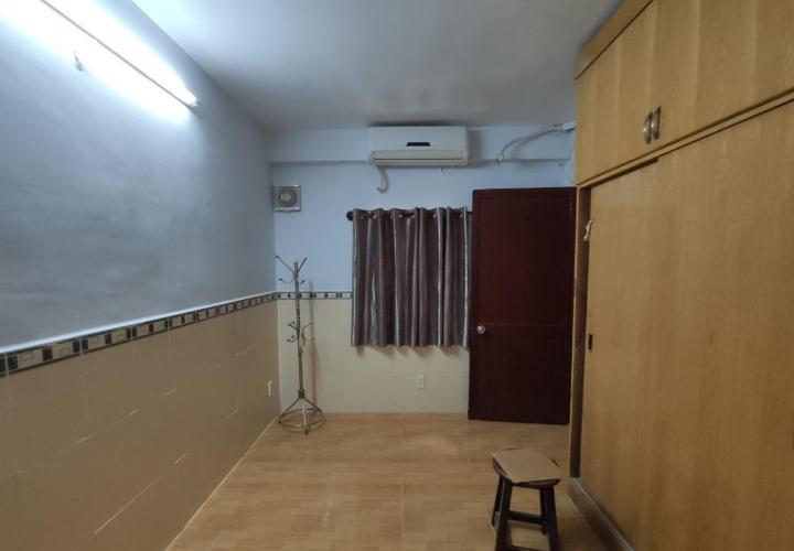 Bán căn hộ tầng trệt cư xá Điện Lực, nội thất cơ bản, tiện ích đa dạng