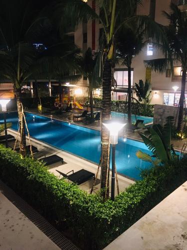 View từ căn hộ Hausneo Căn hộ chung cư HausNeo quận 9 - nội thất đầy đủ