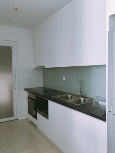 Phòng bếp Sadora Apartment, Quận 2 Căn hộ tầng trung Sadora Apartment view nội khu thoáng mát.