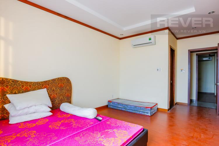 Phòng Ngủ 1 Căn hộ Hoàng Anh Thanh Bình 3 phòng ngủ tầng cao tháp B view toàn cảnh