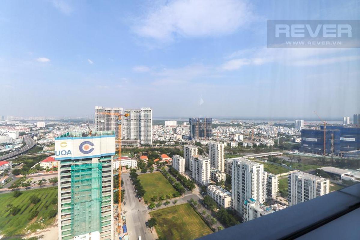 7a06a4e0d45e32006b4f Bán hoặc cho thuê penthouse Petroland Tower 3PN, diện tích 350m2, nội thất cơ bản, view thành phố