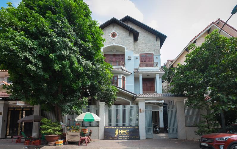 Tổng Quan Biệt thự 6 phòng ngủ đường số 24 Bình Chánh diện tích 210m2