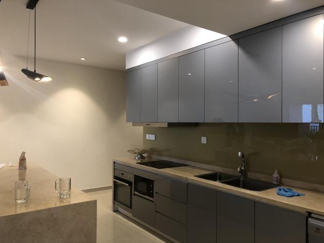 Phòng bếp căn hộ VISTA VERDE Bán căn hộ Vista Verde 4PN, diện tích sàn 213m2, đầy đủ nội thất, view trực diện sông Sài Gòn
