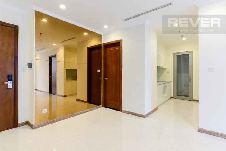 Trang Trí Căn hộ Vinhomes Central Park 3 phòng ngủ tầng cao Central 1