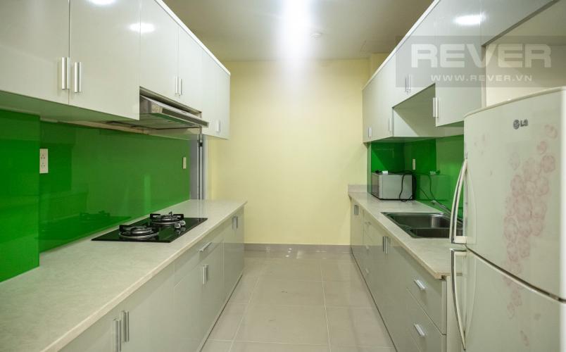 Phòng Bếp Cho thuê căn hộ Riverside Residence, tầng thấp, đầy đủ nội thất, hướng Đông đón gió