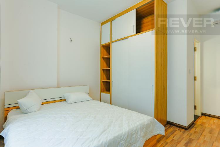 Phòng Ngủ 3 Căn hộ Florita 3 phòng ngủ tầng thấp view hồ bơi