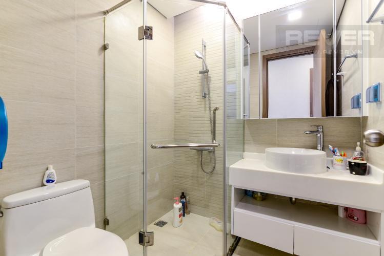 Phòng Tắm 2 Bán căn hộ Vinhomes Central Park 2PN, tháp Park 4, đầy đủ nội thất, view hồ bơi nội khu