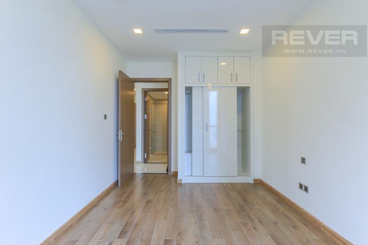 Phòng Ngủ 1 Căn hộ Vinhomes Central Park tầng cao, tháp Park 6, 2PN, nội thất cơ bản