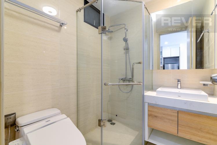 Phòng Tắm Cho thuê căn hộ New City Thủ Thiêm hướng Đông Bắc, gồm 1PN 1WC, view sông