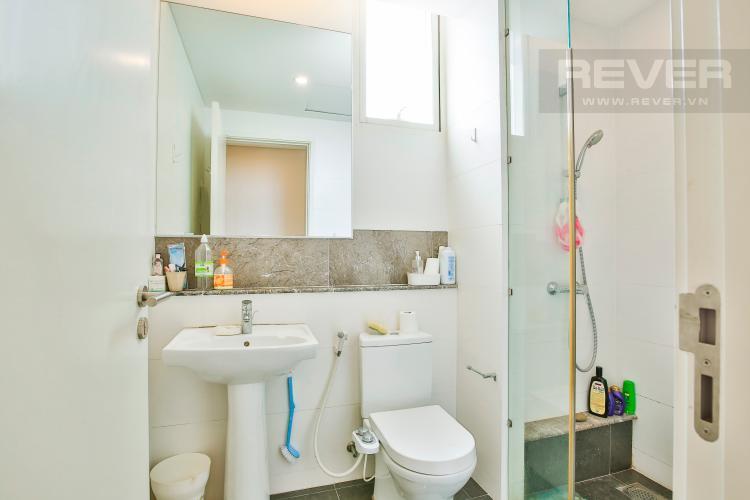Toilet 2 Căn hộ The Estella Residence 2 phòng ngủ tầng thấp 4A nội thất đầy đủ