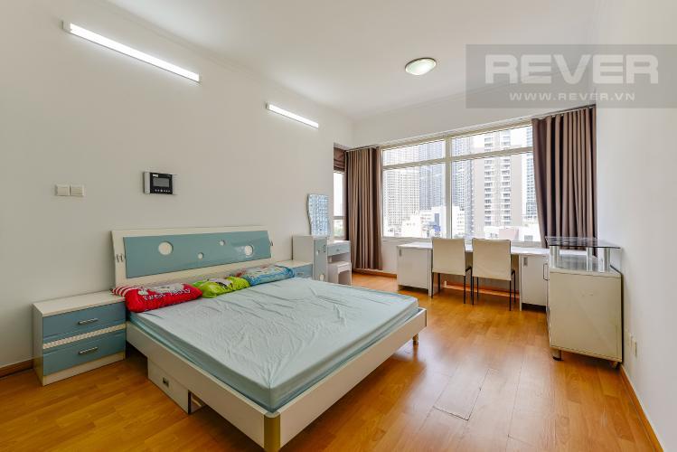 Phòng ngủ 1 Căn hộ Saigon Pearl 2 phòng ngủ tầng thấp Topaz 2 nội thất đầy đủ