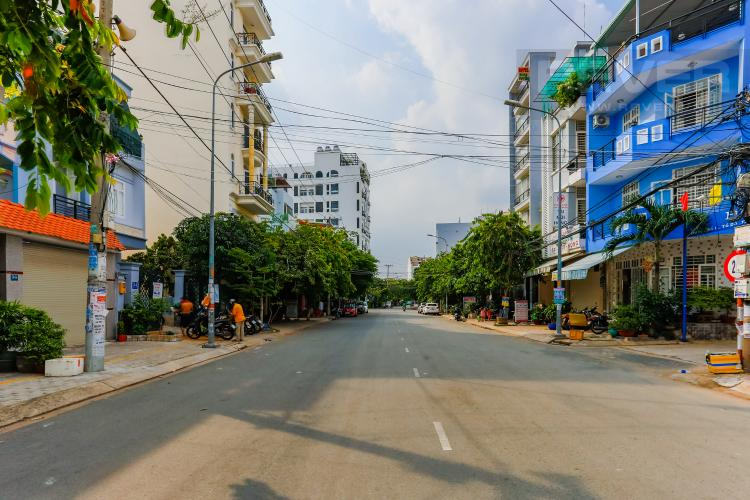 Lồi Đi 2 Nhà phố 6 phòng ngủ hướng Tây Bắc đường Số 1 Bình Thuận Quận 7