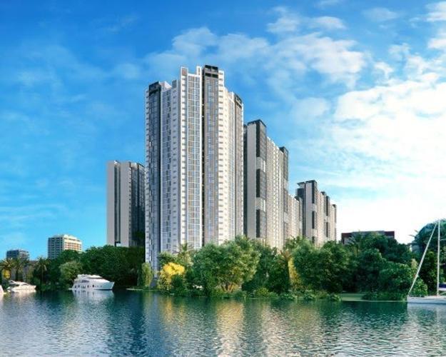 Dự án La Casa Căn hộ chung cư La Casa đầy đủ nội thất cao cấp, view thành phố.