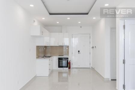 Cho thuê căn hộ Saigon Mia 1 phòng ngủ, tầng 6, nội thất cơ bản, hướng Đông, có ban công thoáng mát