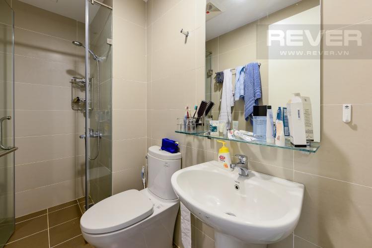 Phòng tắm 2 Căn hộ Masteri Thảo Điền 2 phòng ngủ tầng trung T3 nội thất đầy đủ